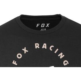 Fox Clocked Out Basic SS Shirt Herren black